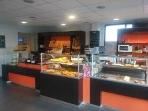 Vente boulangerie/sandwicherie - fermée WE
