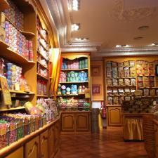 Chocolatier, Pâtisserie