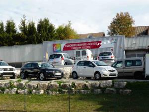 Carrosserie, Garage - Entreprise de Services