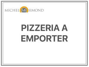Superbe pizzeria axée Vente à emporter - Restauration Rapide